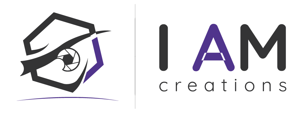 I Am Creations logo